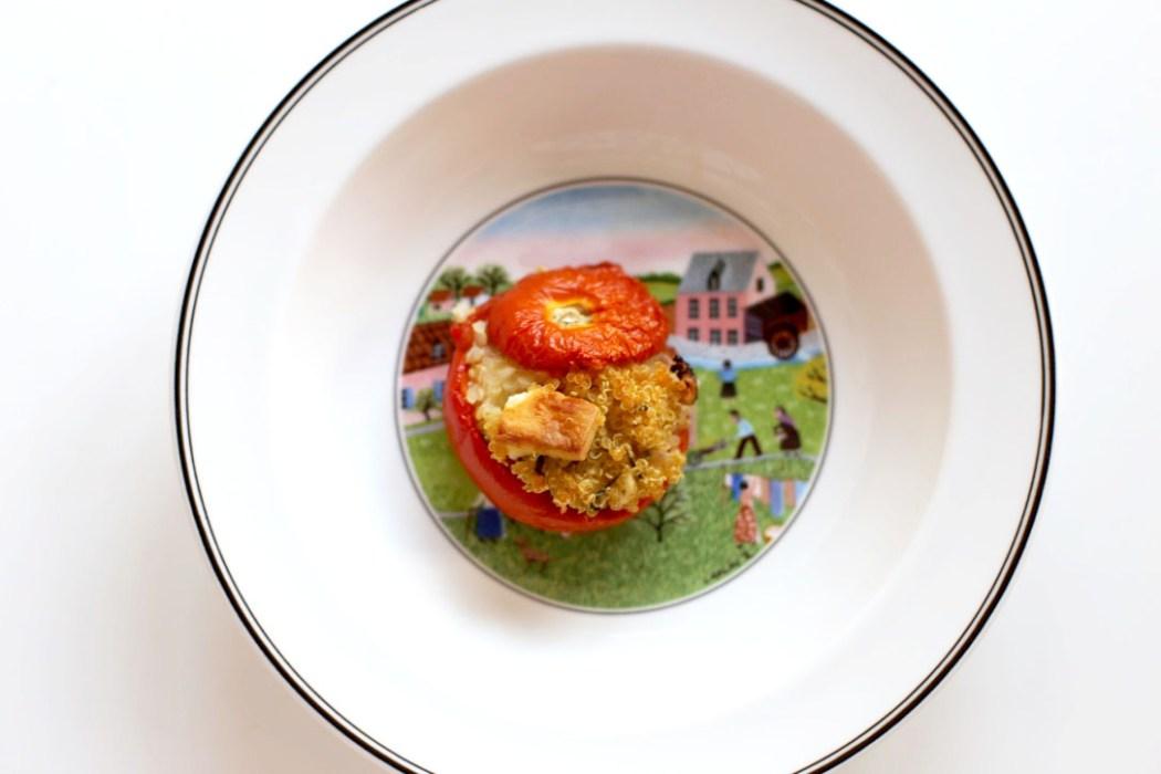 160919 tomates farcies vegetariennes Concentré de vie #40