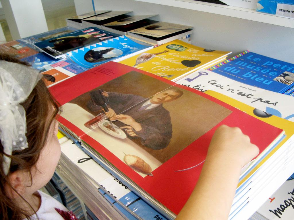 161005 magritte pompidou paris livres Un mercredi avec Magritte
