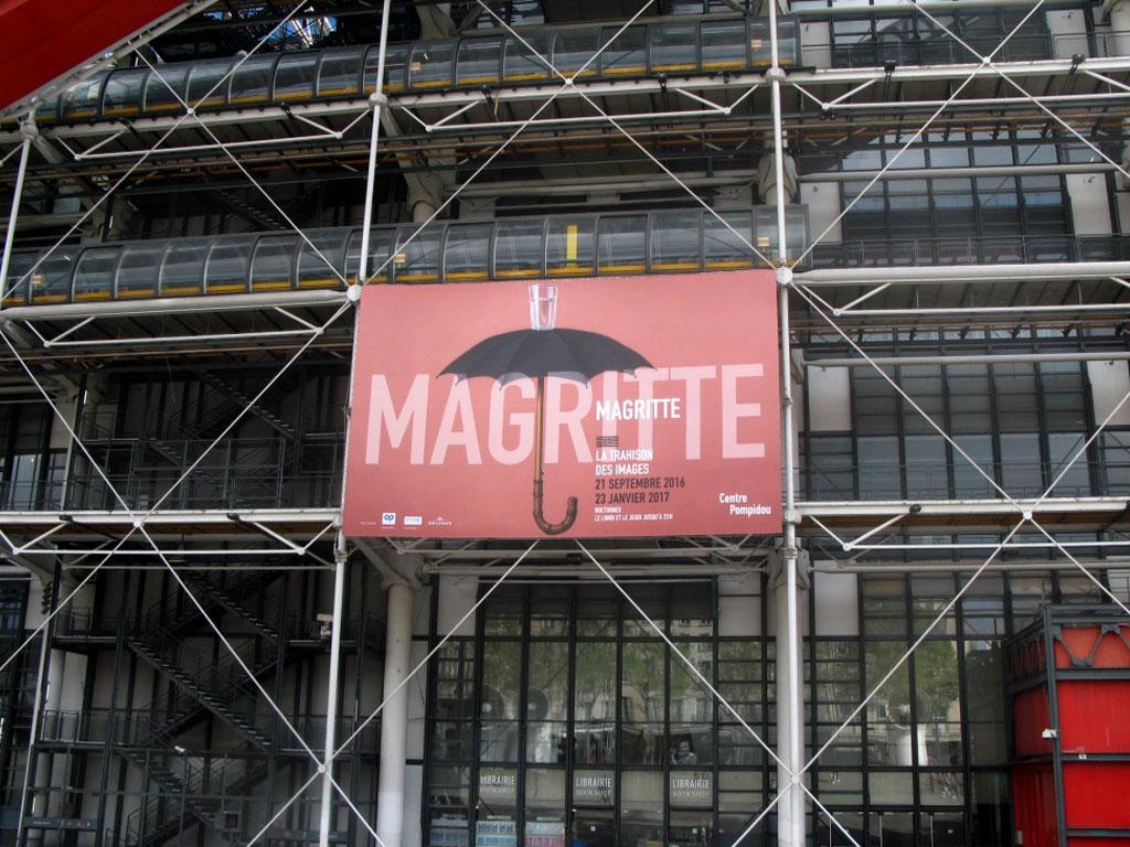 161005 magritte pompidou paris Un mercredi avec Magritte