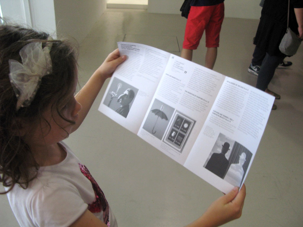 161005 pompidou magritte Un mercredi avec Magritte