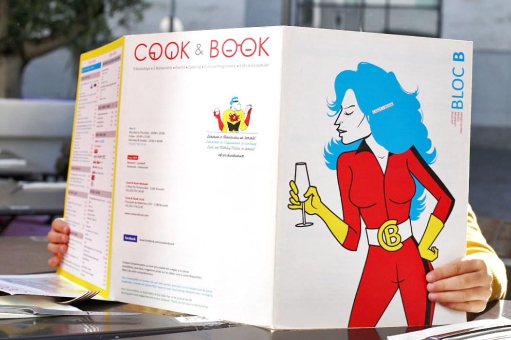 161104 cookbook carte Cook & Book : la librairie la plus cool du monde