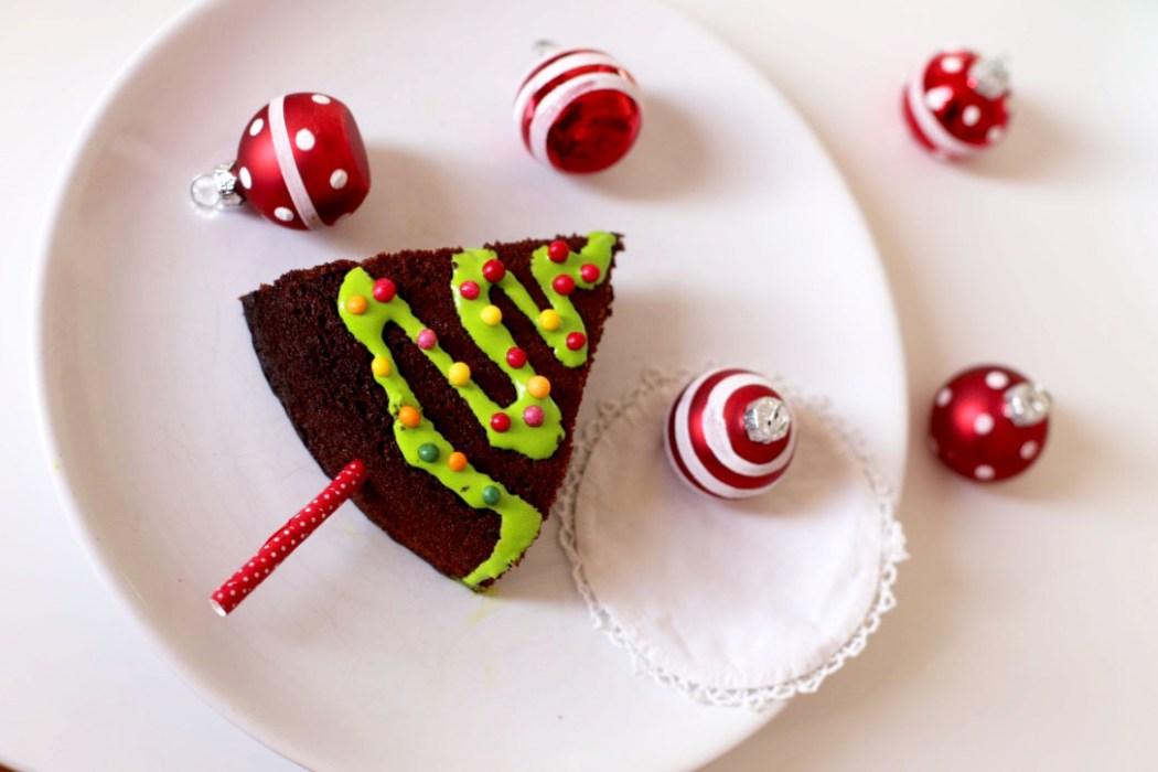 161212 sapin noel gateau chocolat Nos sapins de Noel, moelleux au chocolat