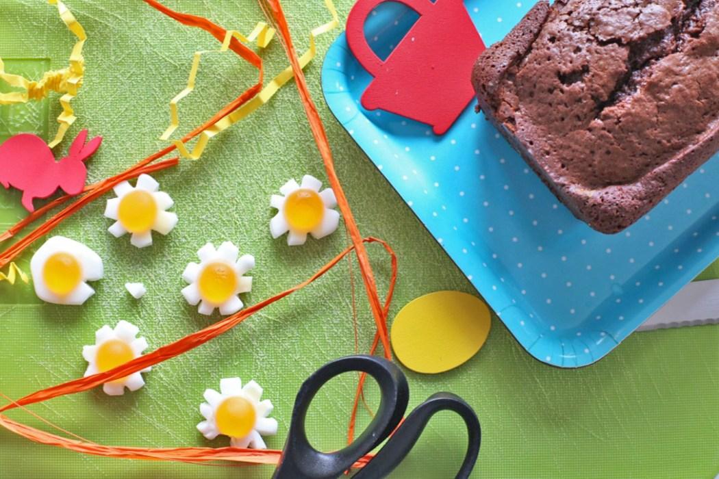 170315 gateau jardinier Le gâteau jardinier (pour se préparer à accueillir le lapin de Pâques)