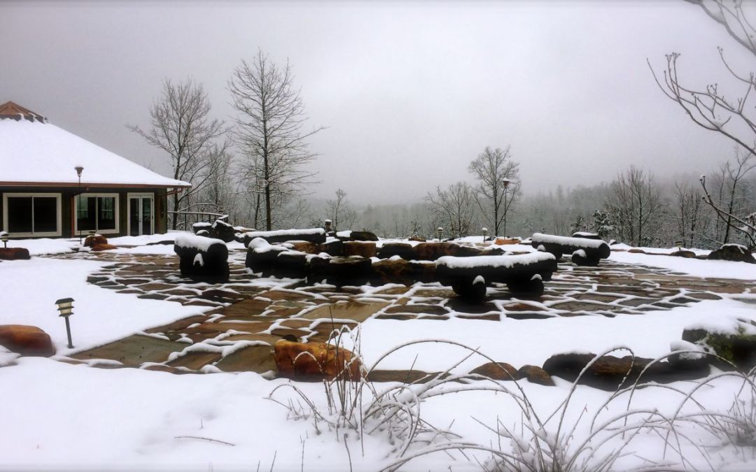 Winter Solstice in the North Georgia Mountains