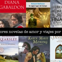 Las 9 mejores novelas de amor y viajes por el tiempo