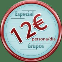 Oferta Fin de Semana en Grupo