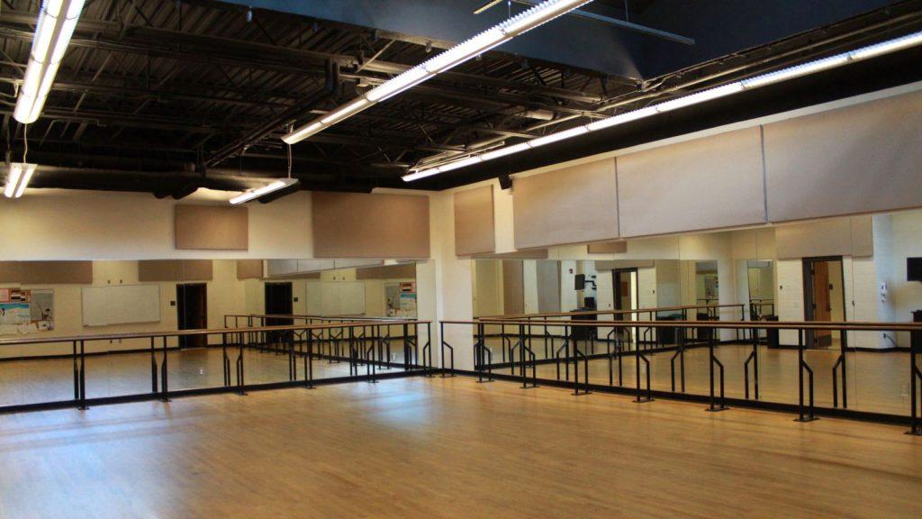 Elon University Performing Arts Facilities