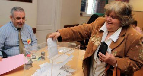 Los españoles que votan en el extranjero pasan del 30% al 5%