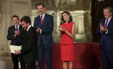 Pablo Motos, Premio Nacional de Cultura 2016