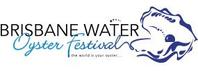 Brisbane Water Oyster Festival logo