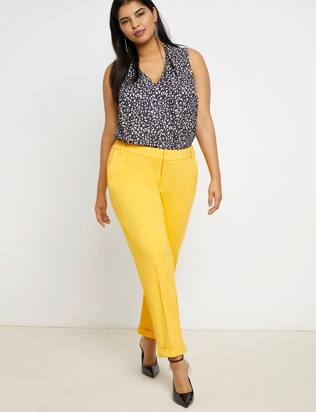 9-to-5 Ankle Cuff Work Pant 6