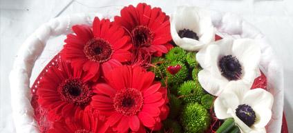 Exemple De Dcoration Florale Pour Un Mariage Ou Baptme