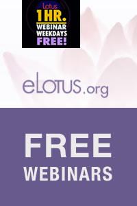 eLotus.org FREE Webinars