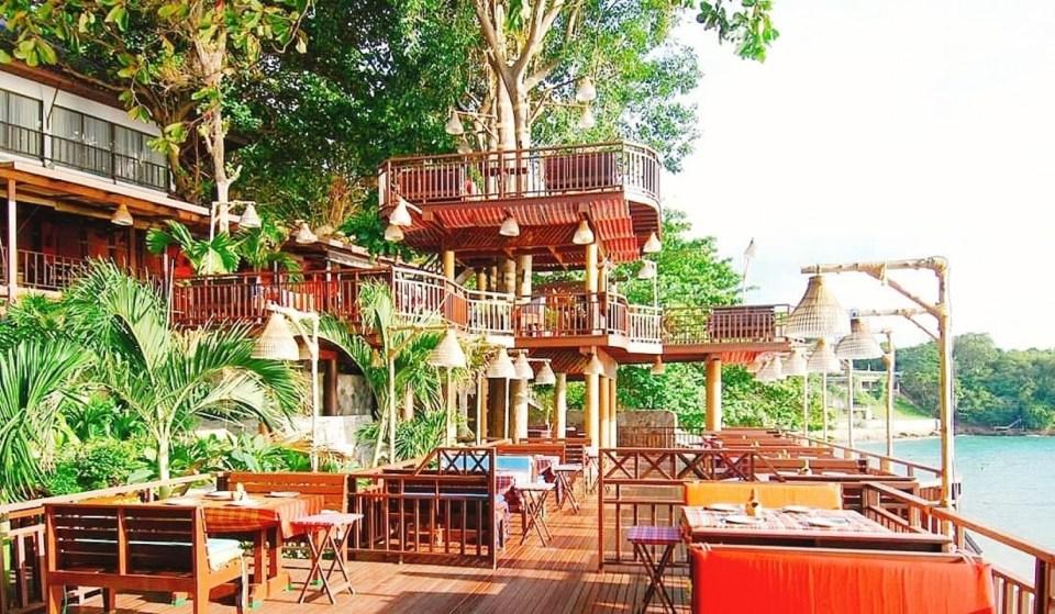 Logement luxe Thaïlande resort Pattaya Birds and Bees Resort
