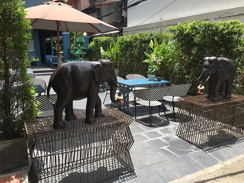 Hôtel Blue Chang House Bangkok