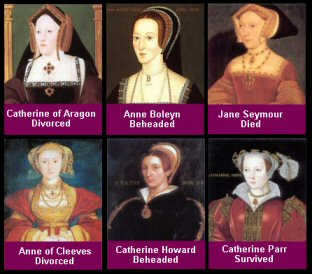 The Six Wives of Henry VIII (Song)
