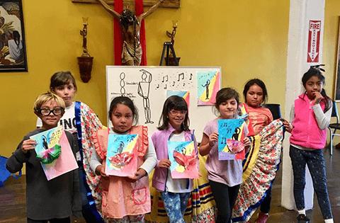 Children's Art Program
