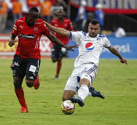 Deportivo Cali salió del grupo de los ocho; Millonarios, eliminado