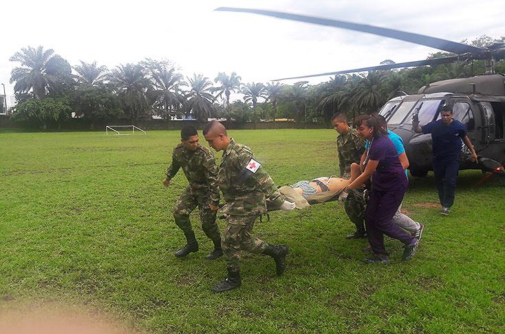 Soldado murió por ataque de francotirador de las Farc en el Caquetá
