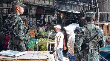 ¿Qué ha cambiado en Buenaventura después de cinco meses de intervención militar?