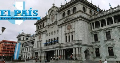 Palacio Nacional de Guatemala, Sede de la asamblea de la OEA