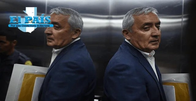 Otto Pérez Molina es acusado de más delitos