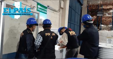 Fiscales del Mp realizan allanamientos por las pruebas falsas del Covid-19