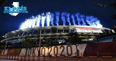 Inauguración Juegos Olímpicos Tokio 2021