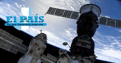 fotografías tomadas por cosmonauta