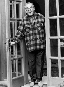 Gabriel García Márquez. Foto tomada de: El País