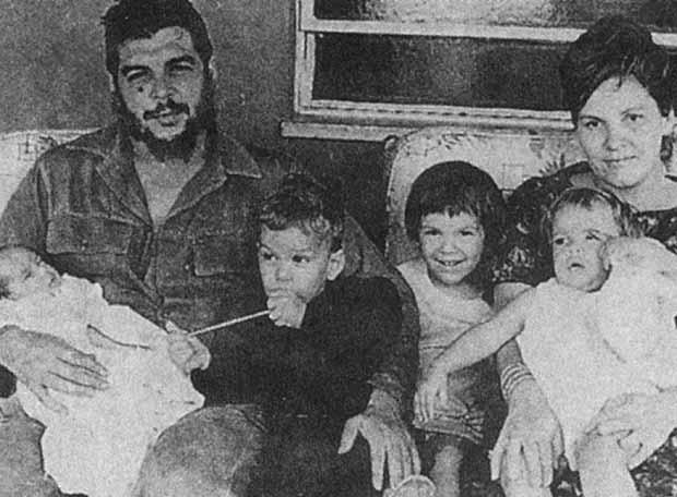 The Guevara family