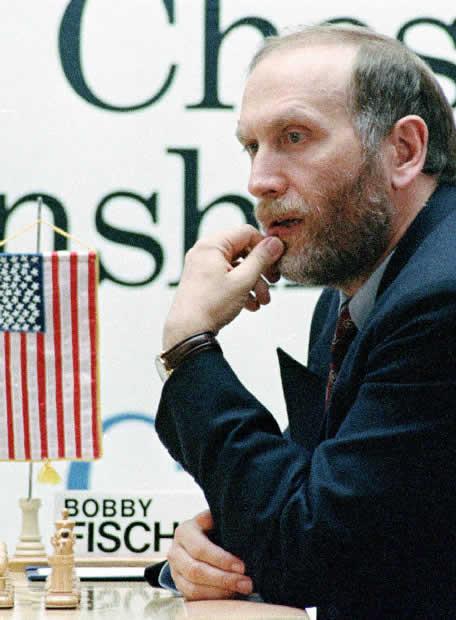Muere Bobby Fischer