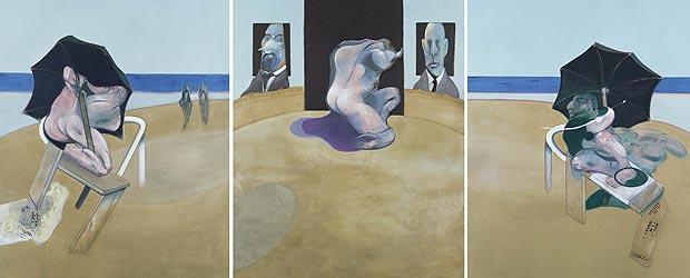<i>Trðtico 1974-77,</i> de Francis Bacon