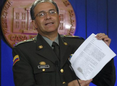 Colombia asegura que posee documentos que vinculan a Correa con las FARC