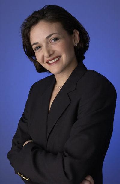 Sheryl Sandberg nueva jefa de operaciones de Facebook