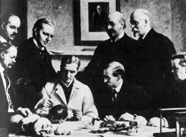 Comité de expertos en 1953