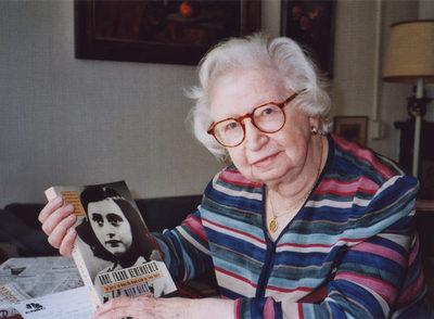 Miep Gies - Ampliar imagen