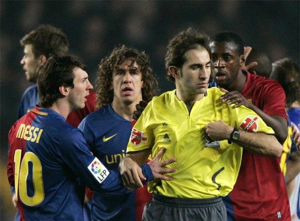 No, si ja ens en té de simpatia al Barça... (elpais.com)