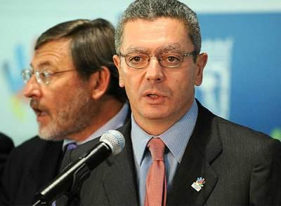 Gallardón era ayer optimista a pesar las críticas del COI