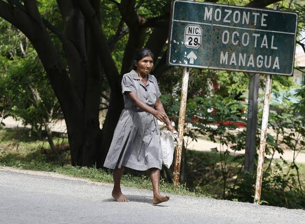 Una imagen de Nicaragua