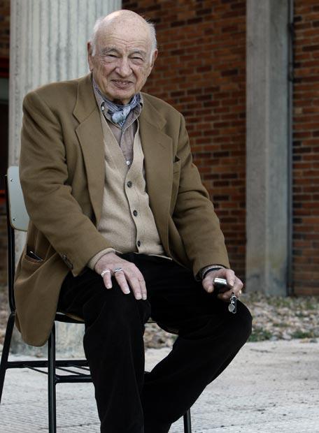 El pensador Edgar Morin