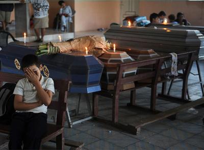 Tragedia en El Salvador