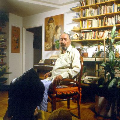 Juan Carlos Onetti - Ampliar imagen