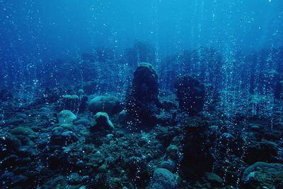 Investigación del fondo marino