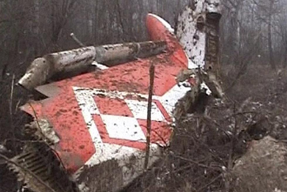 Muere en un accidente aéreo el presidente de Polonia  - Malas condiciones