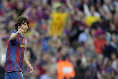 En Messi es deixa barba