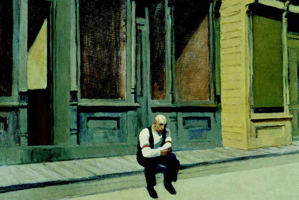 Obra de Edward Hopper