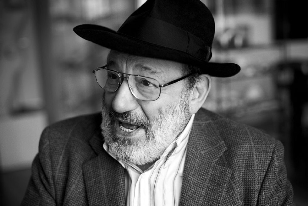 Umberto Eco in Seville