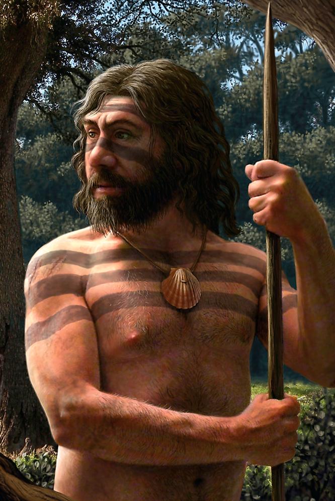 Nuestros primos neandertales.