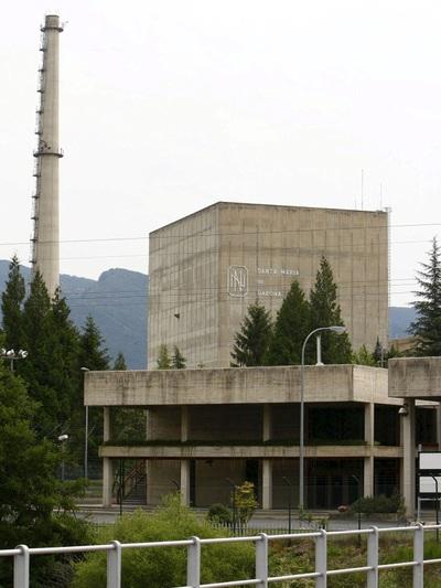 Planta nuclear de Garoña